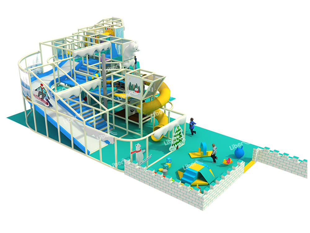 Indoor Play Structure-1