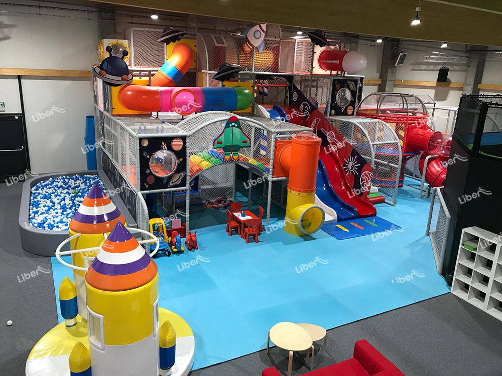 Indoor Play Structure-2