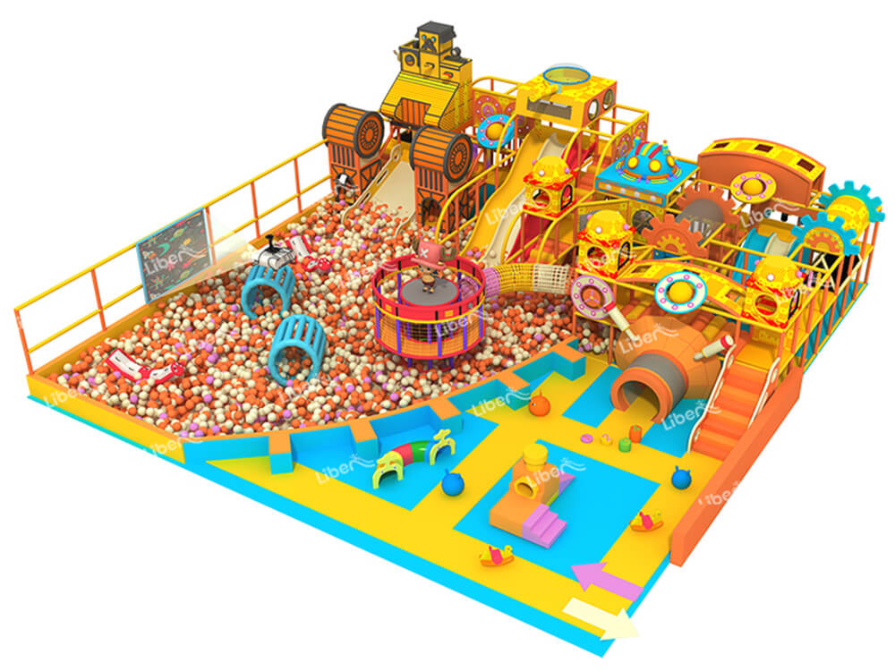 Soft Play Equipment-1