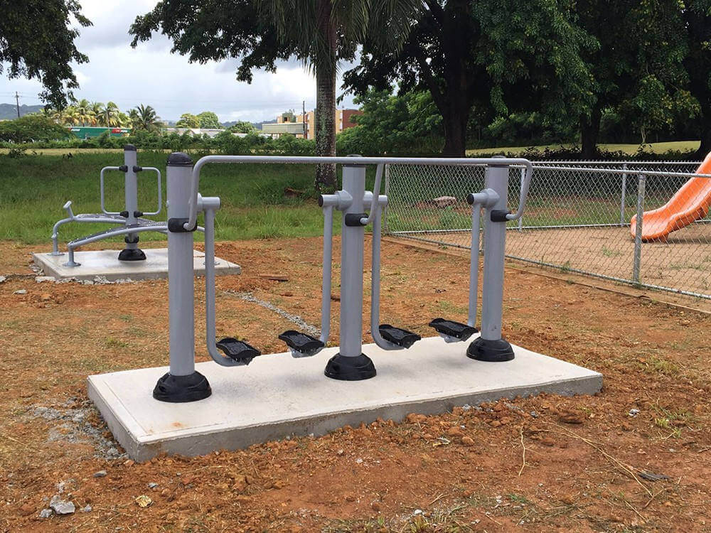 outdoor fitness equipment-1