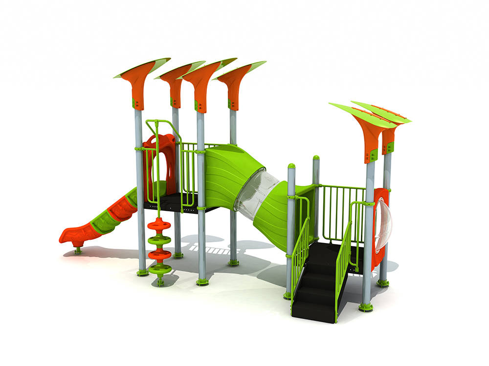 Liben Qing Series Outdoor Playground Equipment