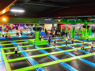 Liben Trampoline Park Games Project (4)