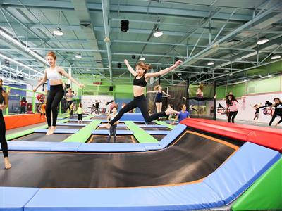 Liben Trampoline Park Games Project (6)