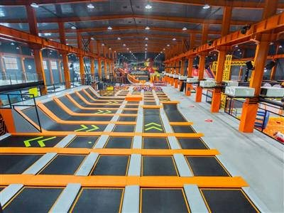 Liben Trampoline Park Games Project (1)