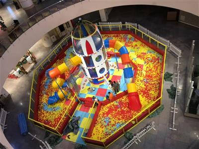 Liben Indoor Soft Play Equipment Project (8)