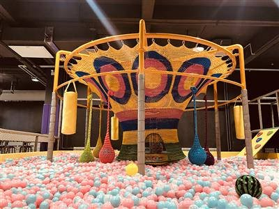 Liben Indoor Soft Play Equipment Project (7)