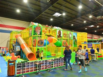 Liben Indoor Soft Play Equipment Project (6)