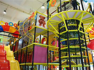 Liben Indoor Soft Play Equipment Project (5)