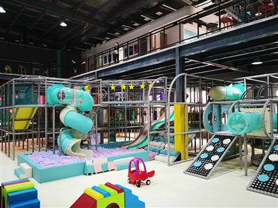 Liben Indoor Soft Play Equipment Project (3)