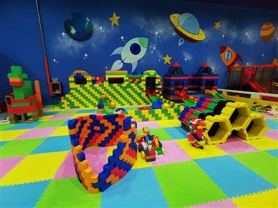 Liben Indoor Soft Play Equipment Project (2)