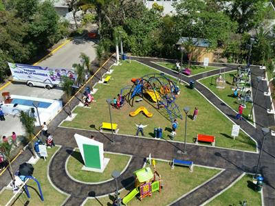 outdoor playground equipment project (4)