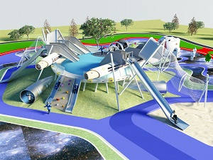 ? The Three Advantages Of Custom Playground Equipment Must Be Known
