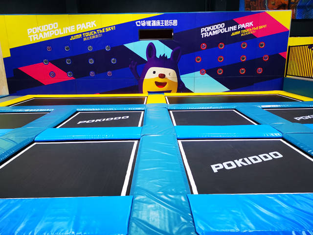 What Need Aware Of Investing An Interactive Trampoline?