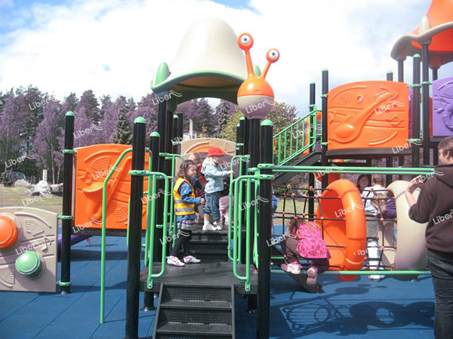 Why Are Outdoor Amusement Equipment So Popular?