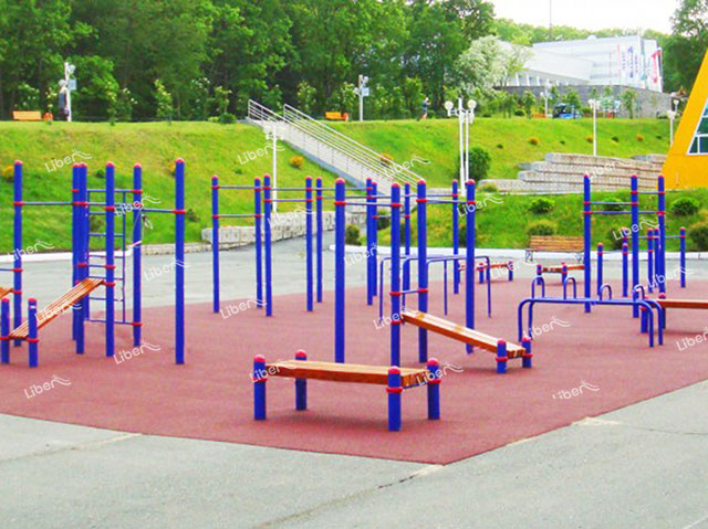 Which Outdoor  Fitness Equipment Is Fun? What Do You Need To Pay Attention To In Terms Of Safety?