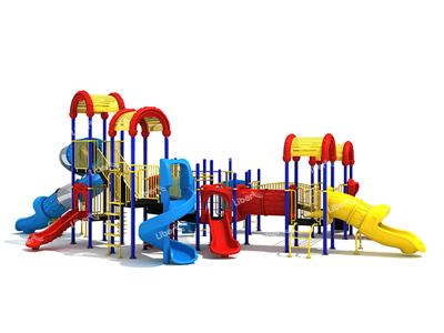 Liben Classic Series Commercial Outdoor Playground